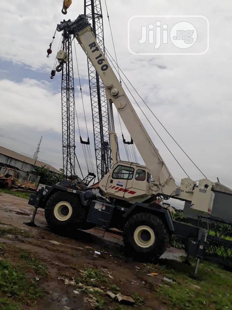 60 Ton Terex (4#4)Rt 160