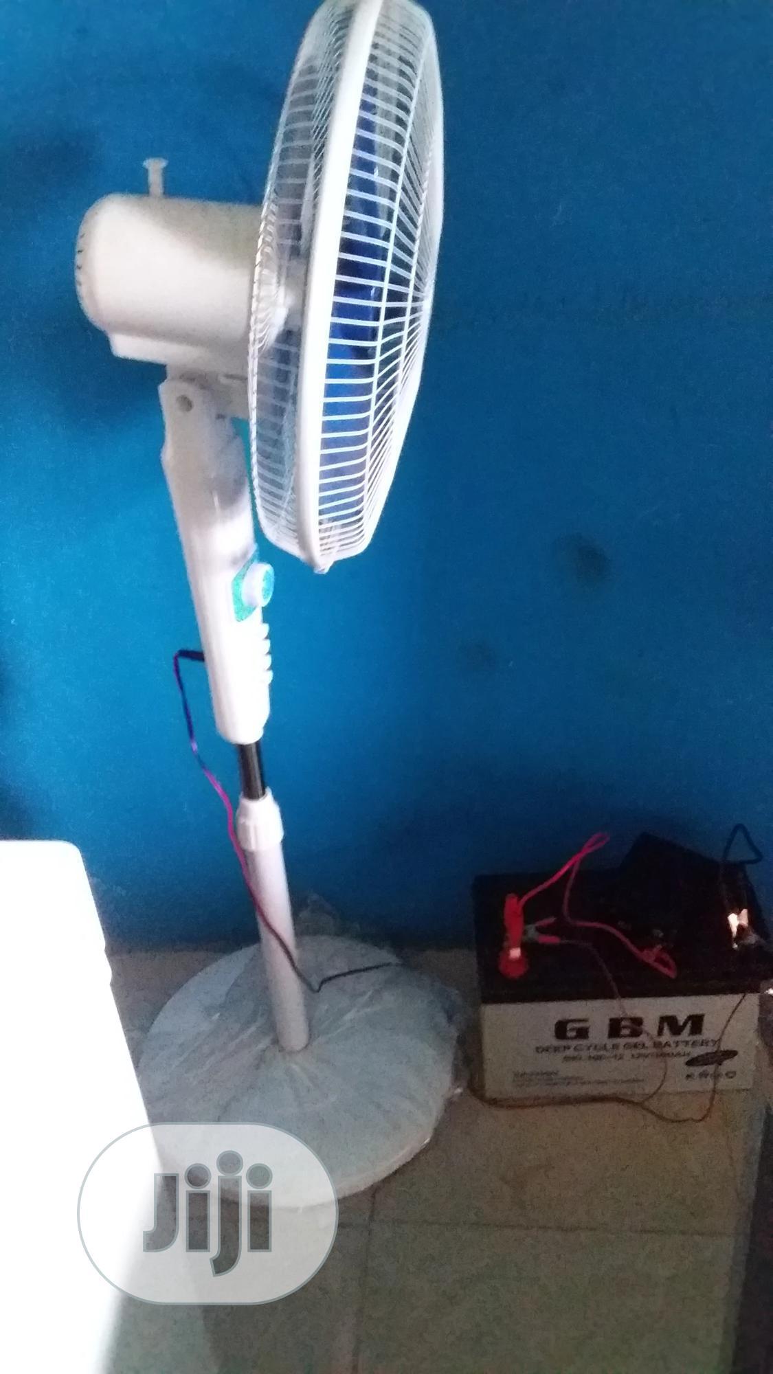 Brazel Sunshine Solar Fan | Solar Energy for sale in Ojo, Lagos State, Nigeria