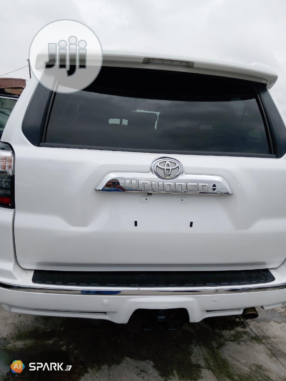 Toyota 4-Runner 2014 White | Cars for sale in Ikeja, Lagos State, Nigeria
