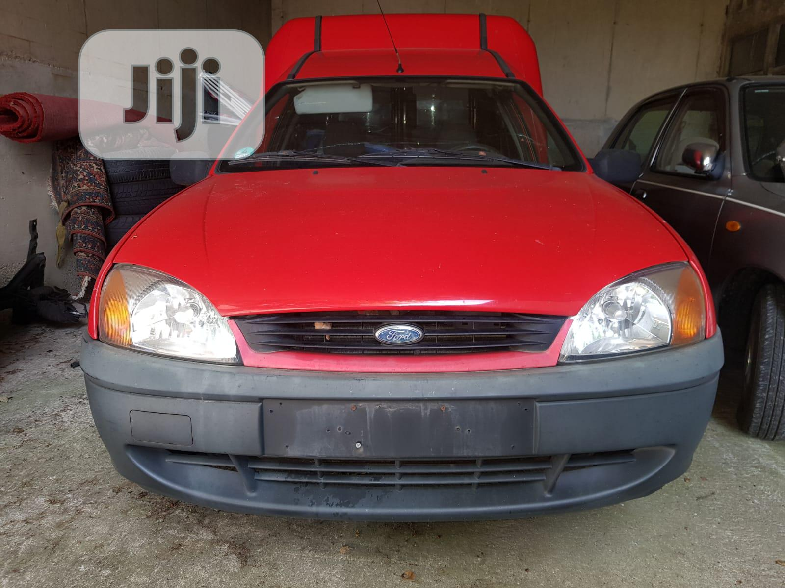 Ford Fiesta 1999 1.3 Endura E Budget Red