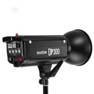 Godox Dp 300 Studio Strobe Light (2pcs) + Stands + Umbrellas | Accessories & Supplies for Electronics for sale in Lagos State, Ikeja