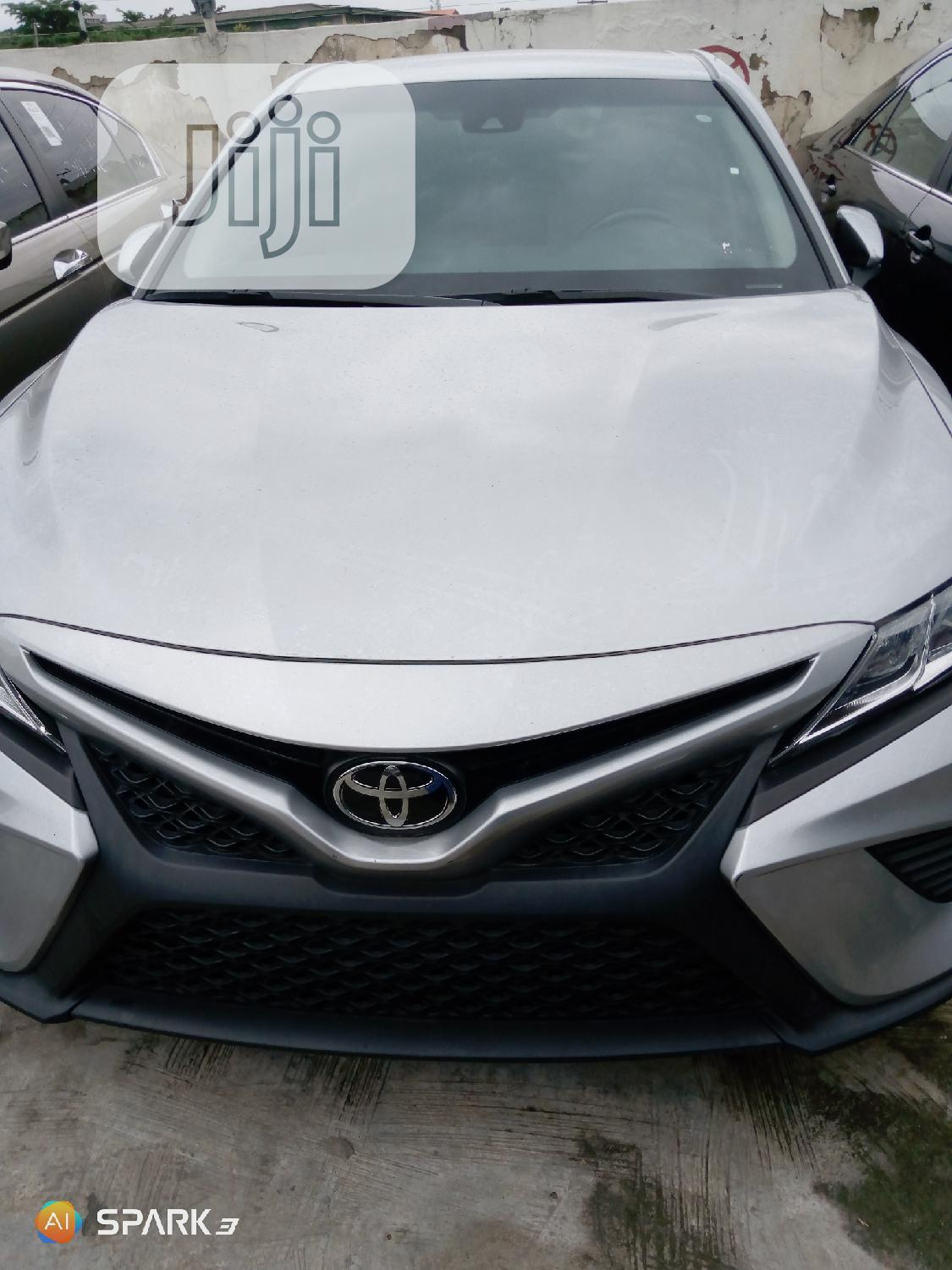Toyota Camry 2018 Silver   Cars for sale in Ikeja, Lagos State, Nigeria