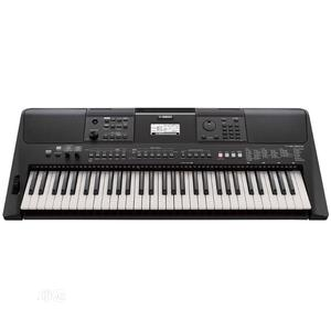 Brand New Yamaha PSR E463 Professional Keyboard 61 Keys | Musical Instruments & Gear for sale in Lagos State, Ikeja