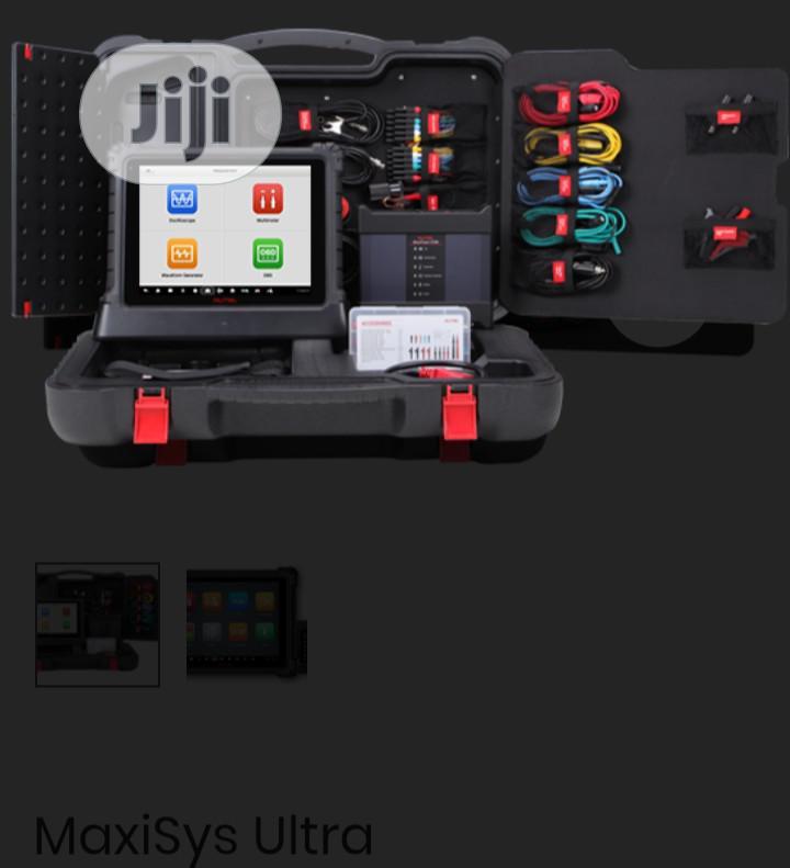 Autel Maxisys Ultra in Ikeja - Vehicle Parts & Accessories, Seun Flourish |  Jiji.ng