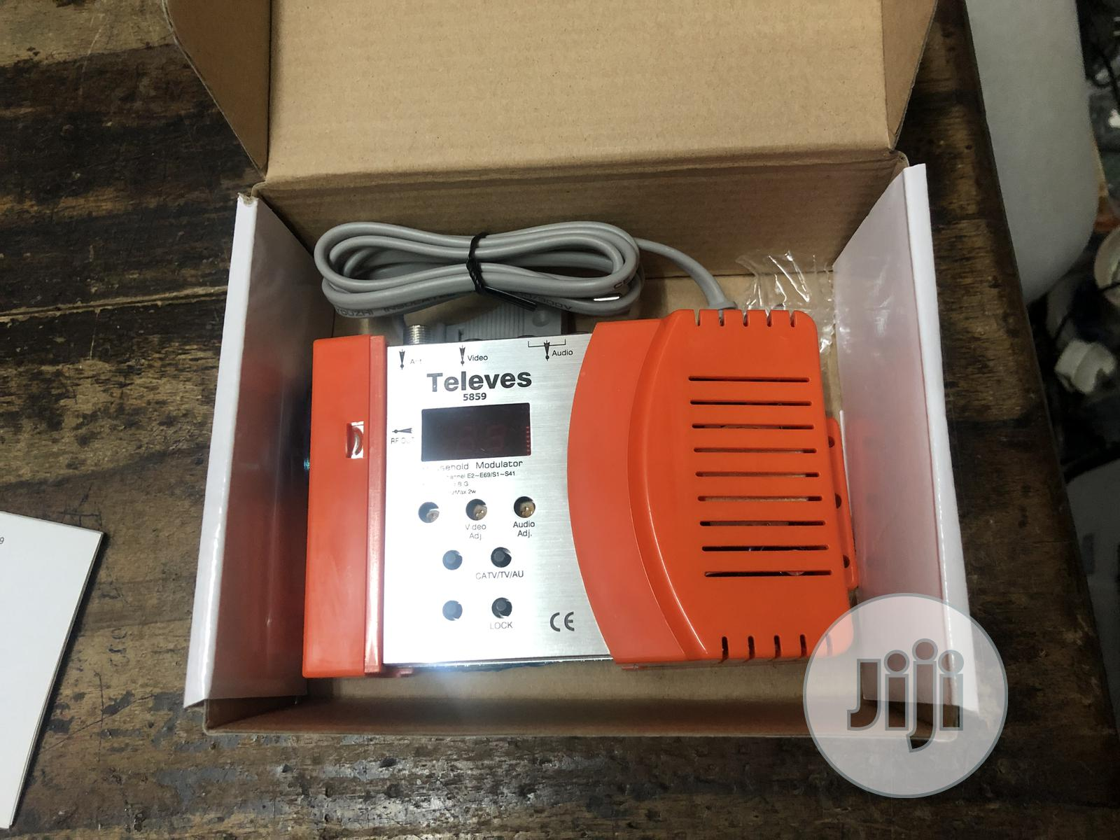 Televis Modulator | TV & DVD Equipment for sale in Ojo, Lagos State, Nigeria