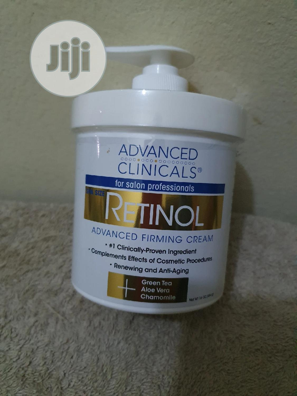 Advanced Clinical Retinol Cream