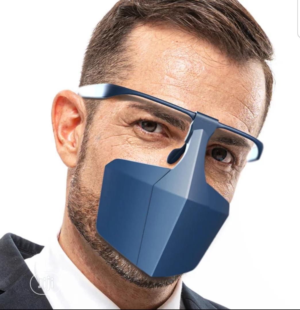 Faceshield Anti-fog