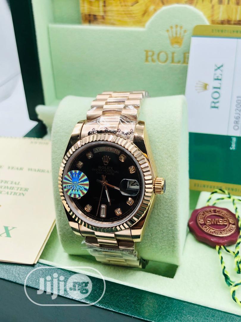 Rolex Chain Watch | Watches for sale in Lagos Island (Eko), Lagos State, Nigeria