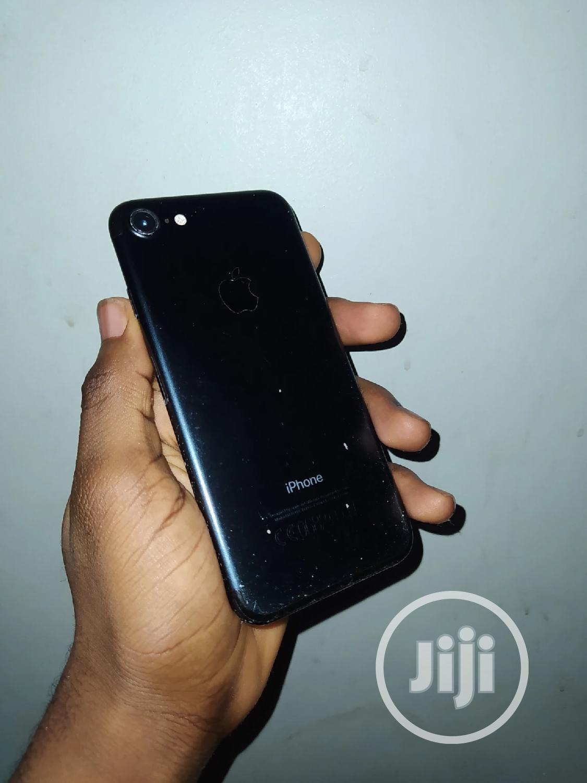 Apple iPhone 7 32 GB Black   Mobile Phones for sale in Oshodi, Lagos State, Nigeria