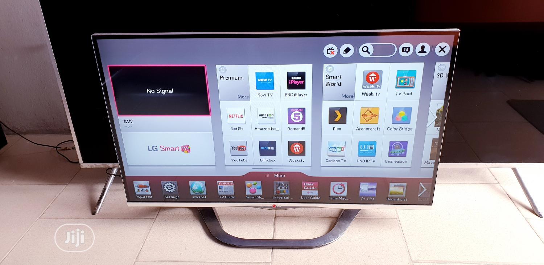 42 Inches LG Smart Full HD Borderles 3D Led Tv