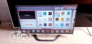 42 Inches LG Smart Full HD Borderles 3D Led Tv | TV & DVD Equipment for sale in Lagos State, Ojo