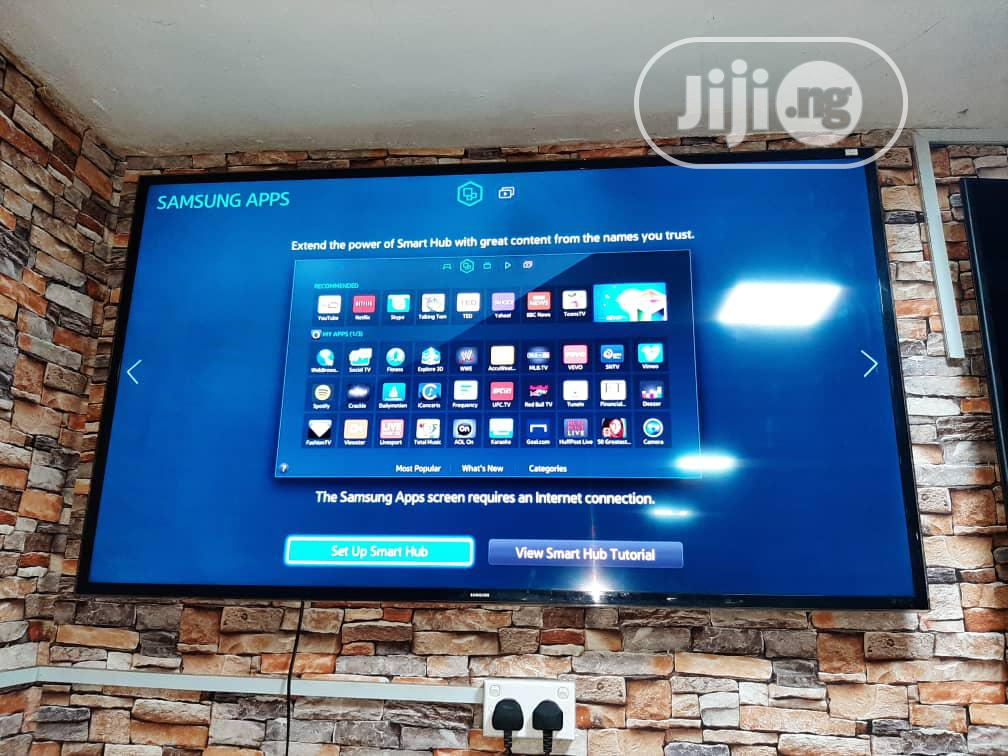 60 Inches Samsung Smart Full HD 3D Flat Led UE60H6400