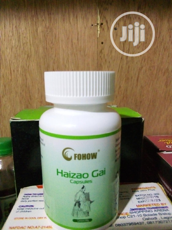 Archive: Fohow Haizao Gai Capsule ( Calcium )