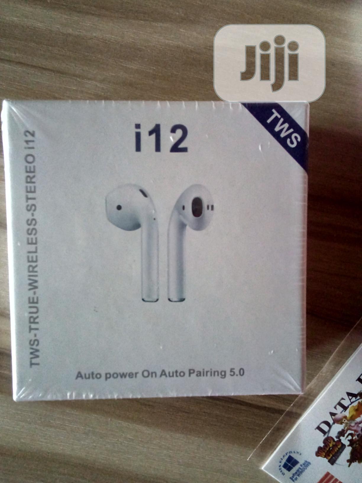 I12 Tws Headsets