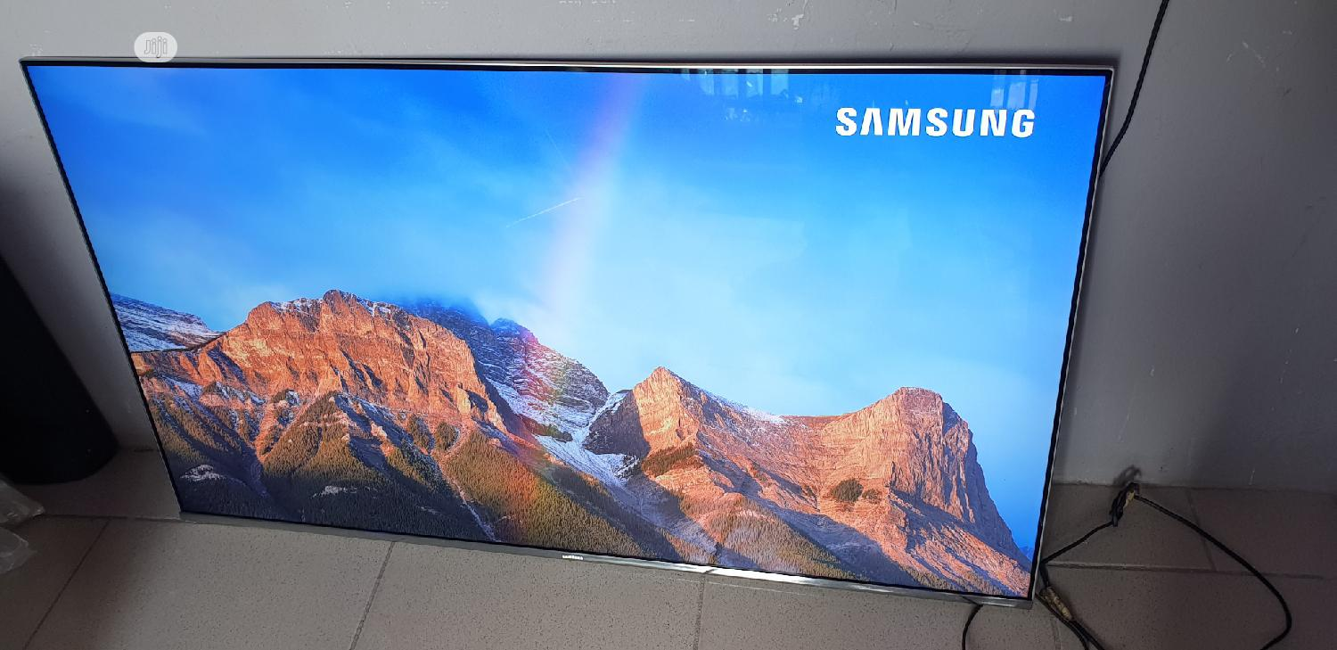 49 Inches SUHD 4k HDR Quantum Dot Smart Led Tv | TV & DVD Equipment for sale in Ojo, Lagos State, Nigeria