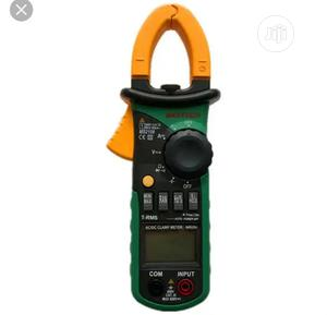 Mastech MS2108 Digital Clamp Meter True RMS LCD Multimeter | Measuring & Layout Tools for sale in Lagos State, Lagos Island (Eko)