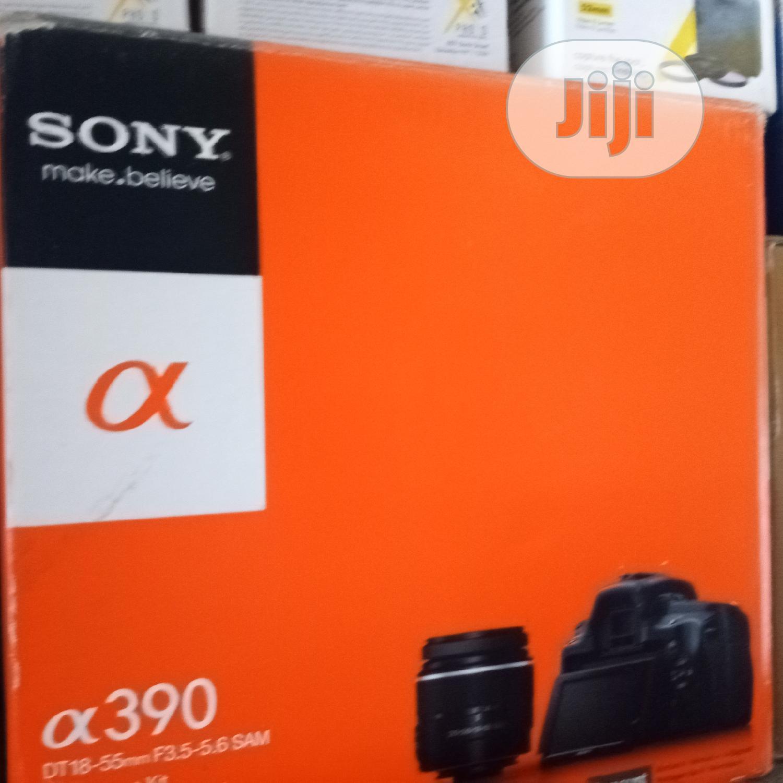 Sony A390 Camera