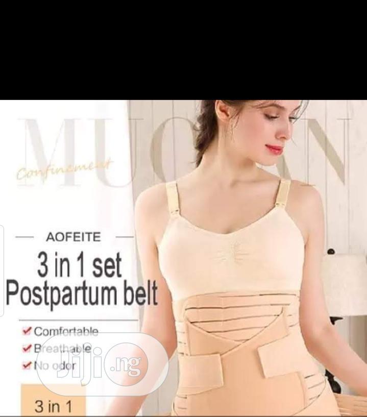 3 In 1 Postpartum Belt | Clothing Accessories for sale in Ikeja, Lagos State, Nigeria