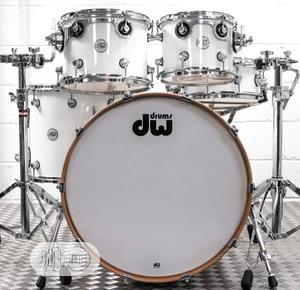 Original Drum Set DW 5 Set | Musical Instruments & Gear for sale in Lagos State, Ojo