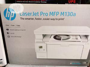 HP Laserjet Pro Mfp M130a All In One   Printers & Scanners for sale in Lagos State, Ikeja