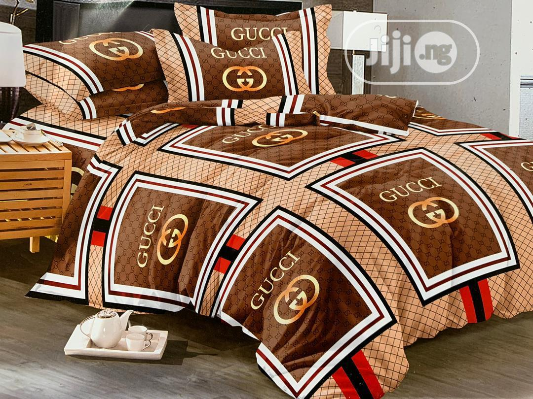 Archive: Good Bedsheet With Four Pillowcase And Duvet Cover