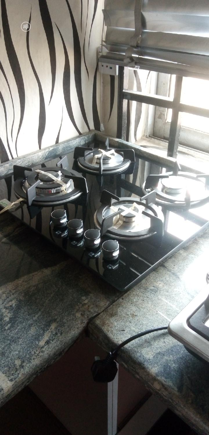 Gas Cooker Tops
