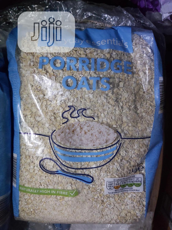 Archive: Porridge Oats 1kg Everyday Essentials