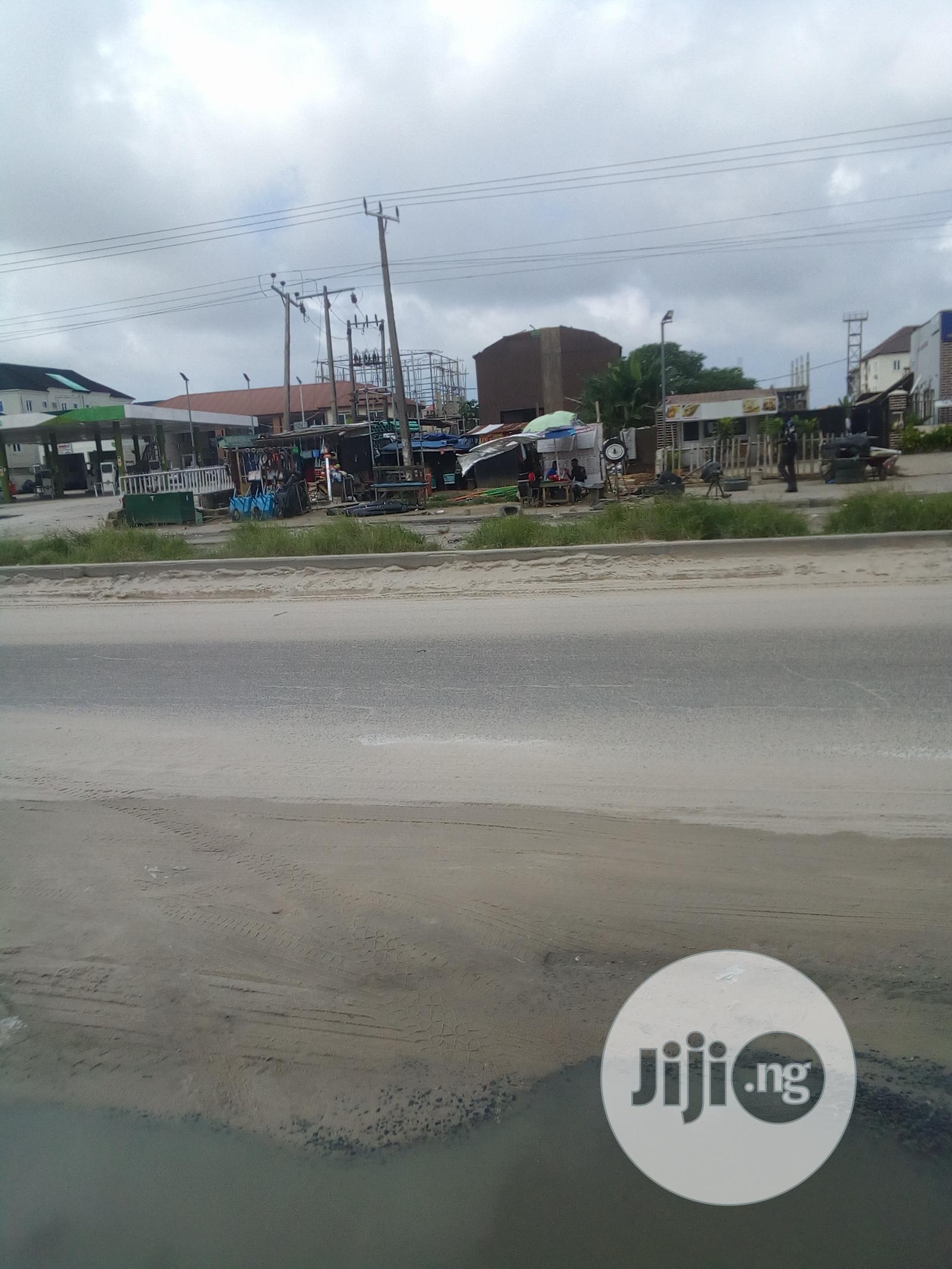 Two Plot Warehouse For Lease | Land & Plots for Rent for sale in Ajah, Lagos State, Nigeria