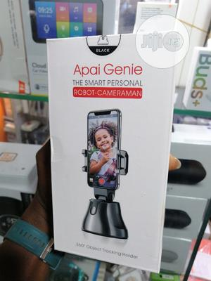 Apai Genie Smart Robot Phone Holder 360° Object Tracking | Accessories & Supplies for Electronics for sale in Lagos State, Ikeja