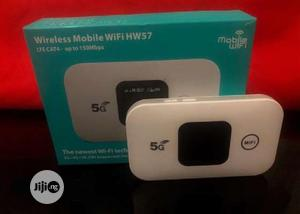 5G,4G,3G Wireless Mobile Wifi HW 57 | Networking Products for sale in Lagos State, Ikeja