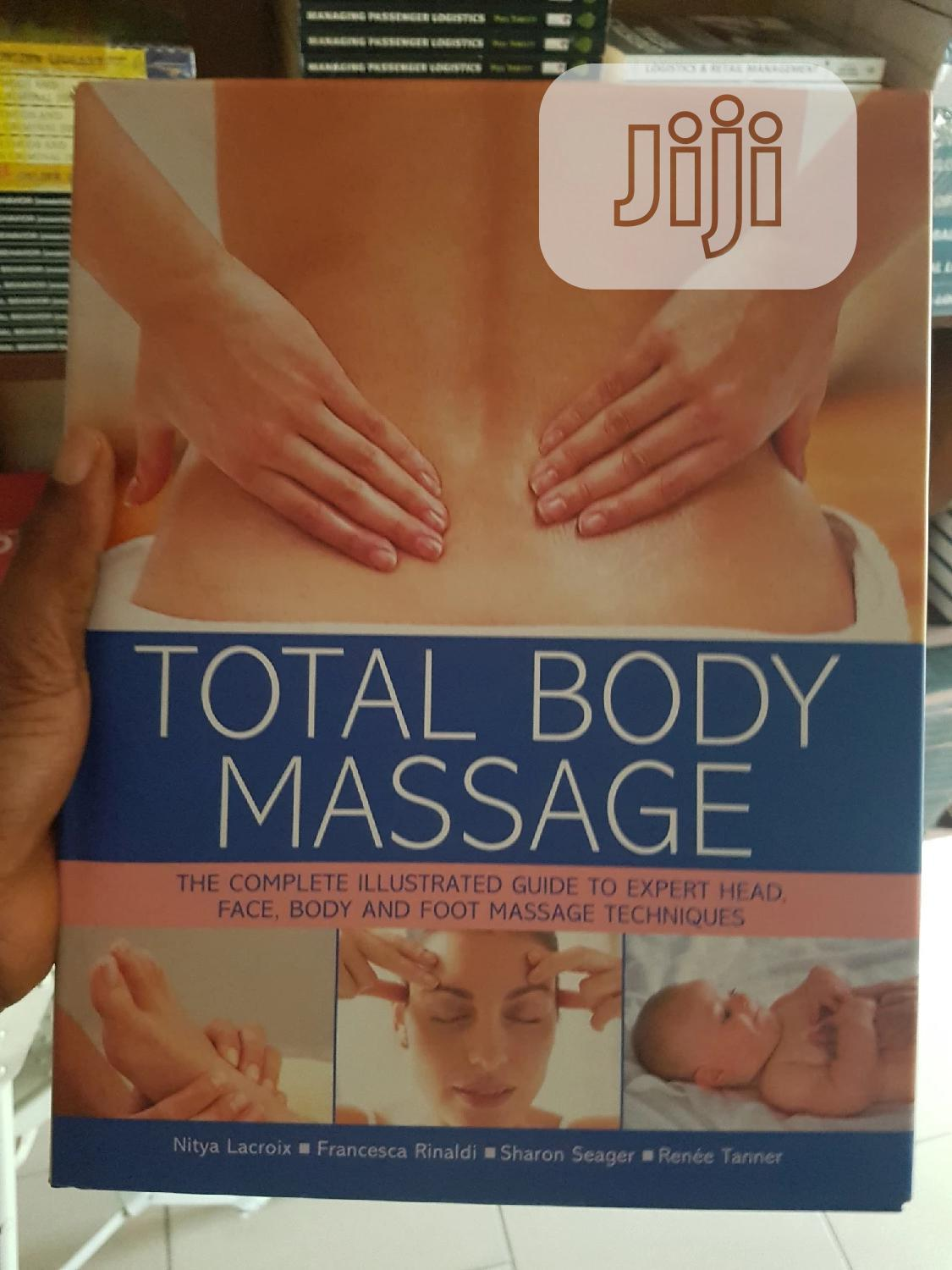 Archive: Total Body Massage