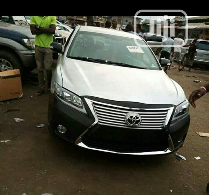 Upgrade Your Camry 2008 To Lexus Face