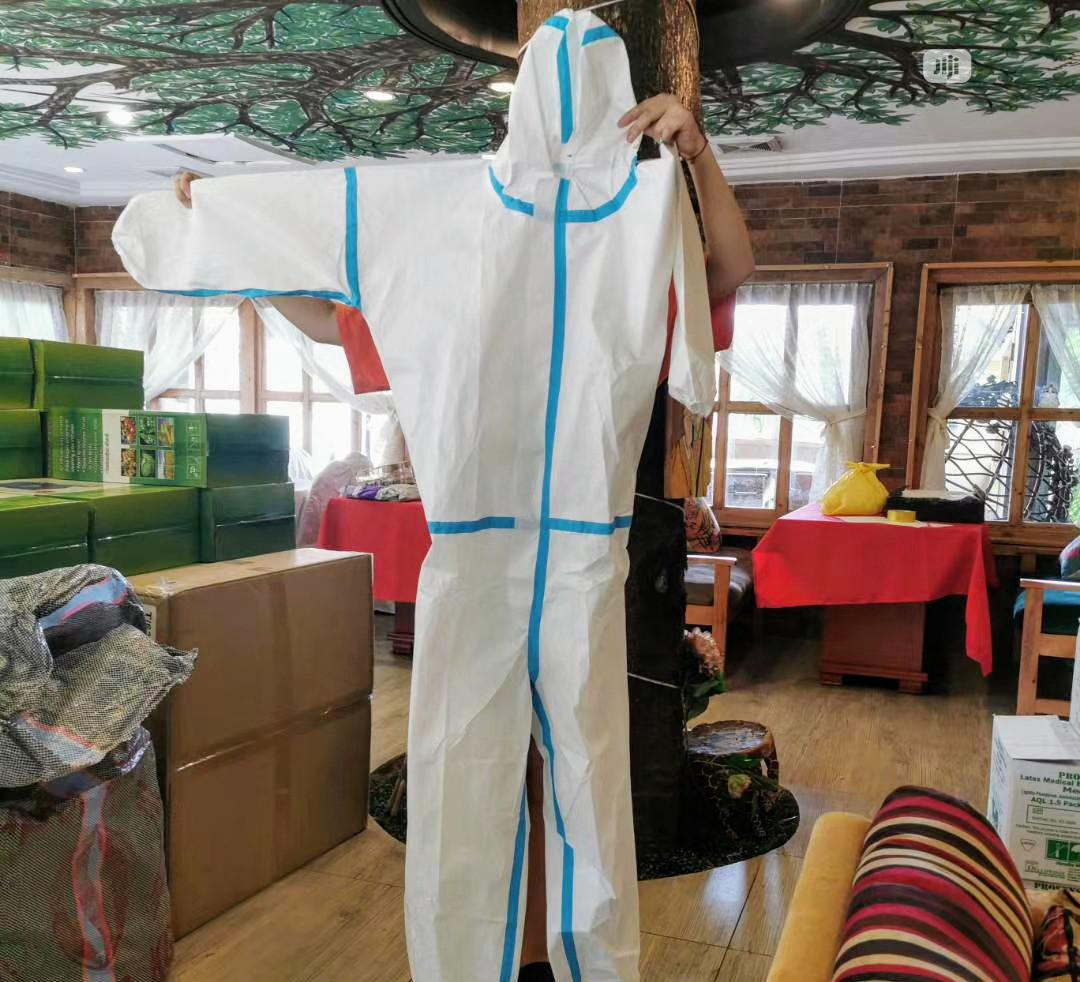Archive: Tyvek Protective Coverall