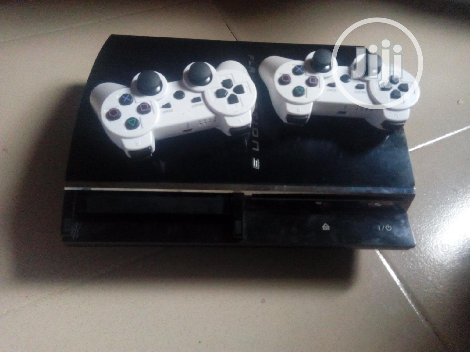 Uk Used Playstation3 With Downloaded Games In Ajah Video Game Consoles Obd West International Jiji Ng For Sale In Ajah Buy Video Game Consoles From Obd West International On Jiji Ng