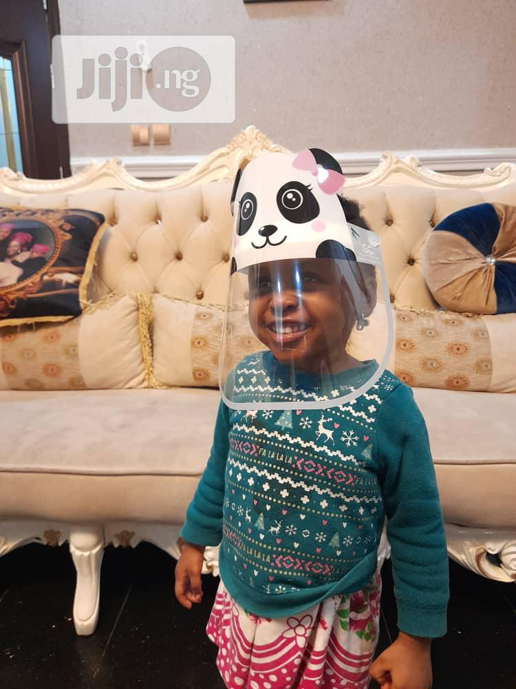 Children Foreign Face Shield