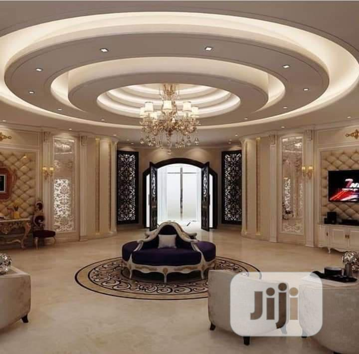 Best POP Designs | Building & Trades Services for sale in Wuse, Abuja (FCT) State, Nigeria