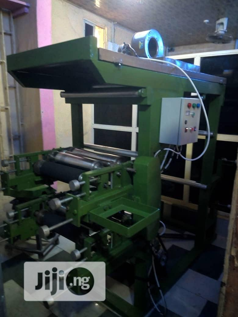 Local Nylon Printing Machine