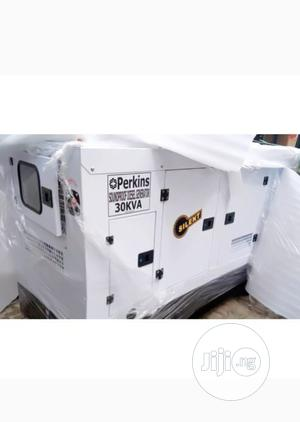Perkins 30kva Soundproof Diesel Generator   Electrical Equipment for sale in Plateau State, Jos