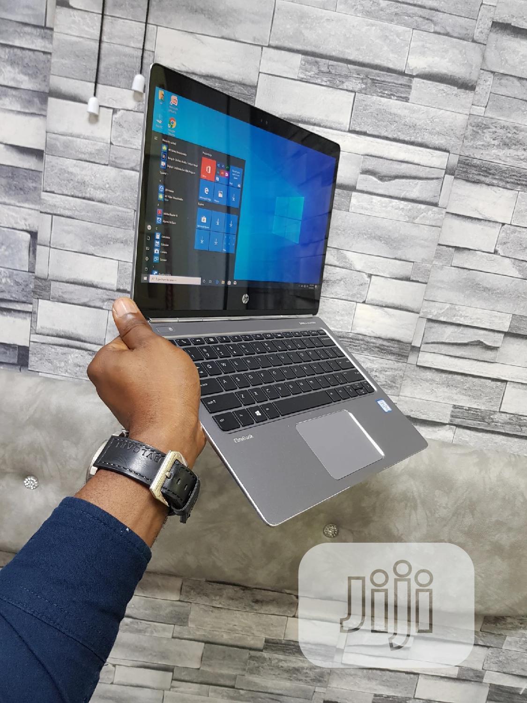Laptop HP EliteBook Folio G1 8GB Intel Core M SSD 256GB   Laptops & Computers for sale in Ikeja, Lagos State, Nigeria