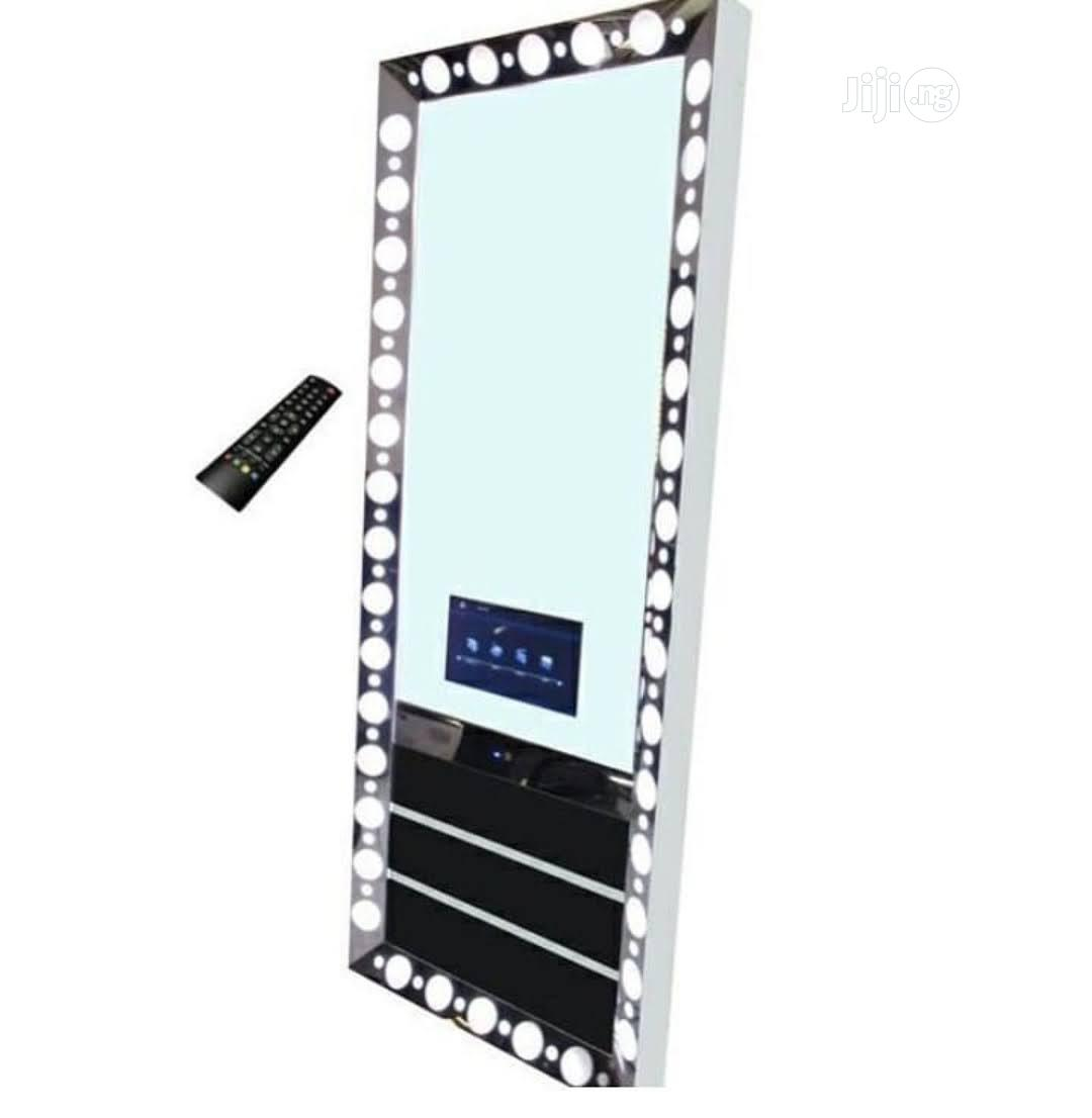 LED Television Mirror