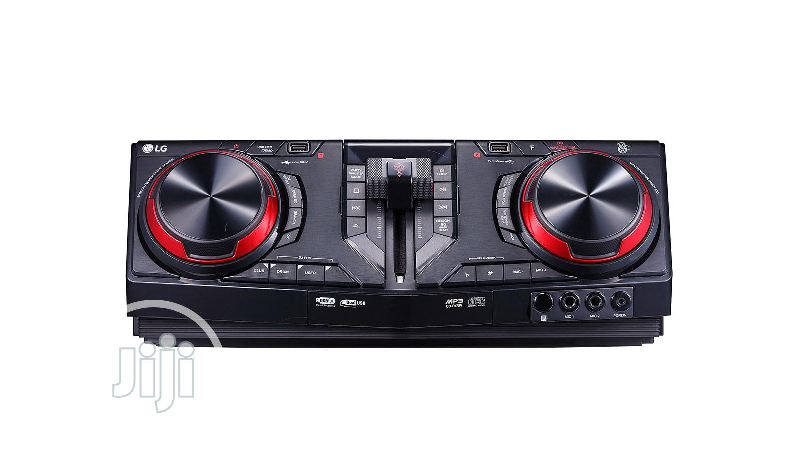 Archive: LG CJ87 Mini Hifi System With Bluetooth