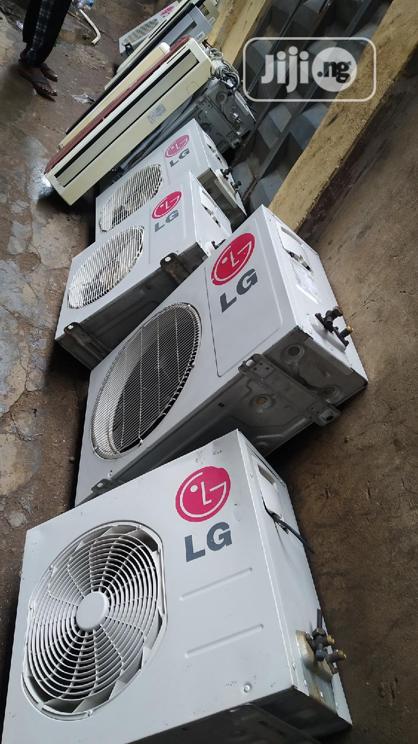 Direct UK Used Factory Fitted Air Conditioners Available | Home Appliances for sale in Ojo, Lagos State, Nigeria