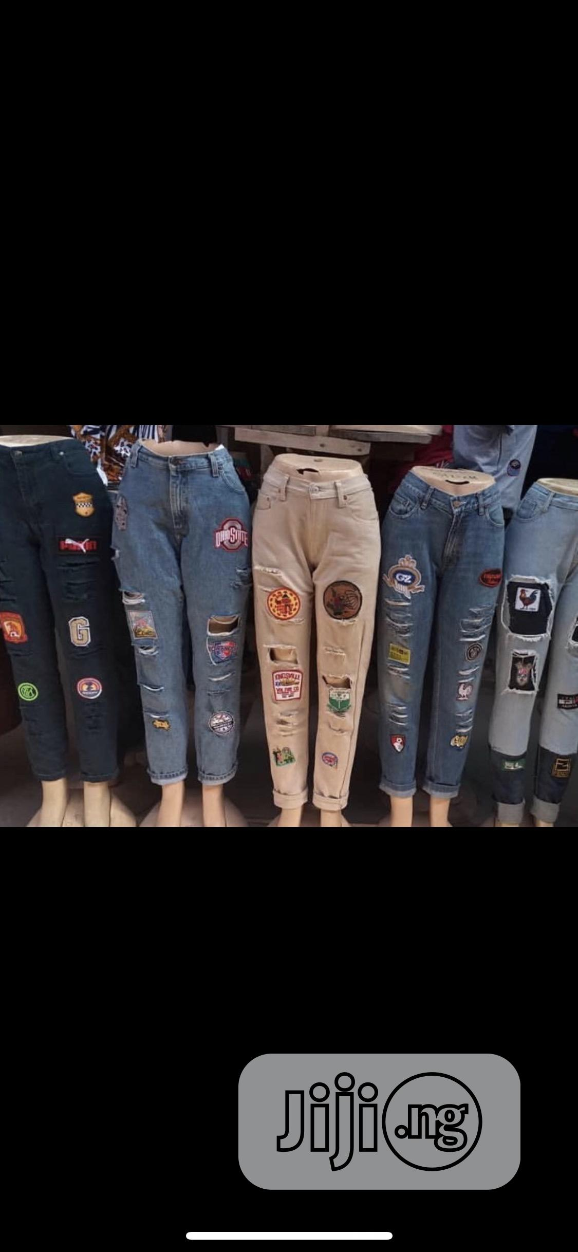 Archive: Boyfriend Jeans for Ladies