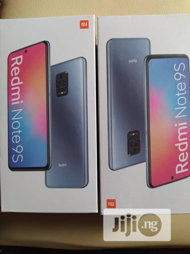 Archive: New Xiaomi Redmi Note 9S 128 GB Black