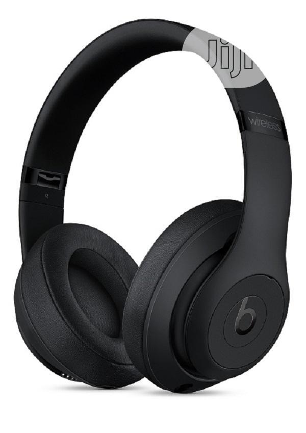Beats Studio 3 Wireless Over-ear Headphones | Headphones for sale in Ikeja, Lagos State, Nigeria