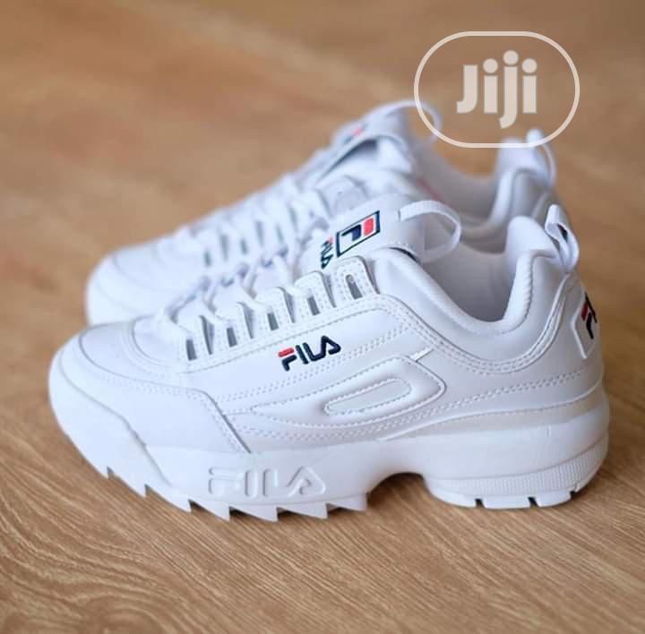 fila designer shoes
