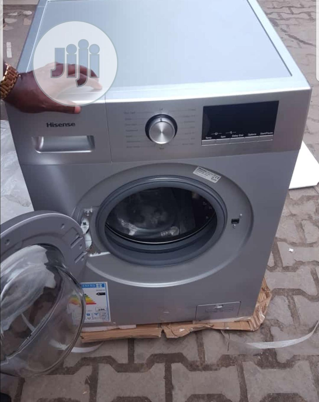 Hisense Washing Machine | Home Appliances for sale in Ojo, Lagos State, Nigeria