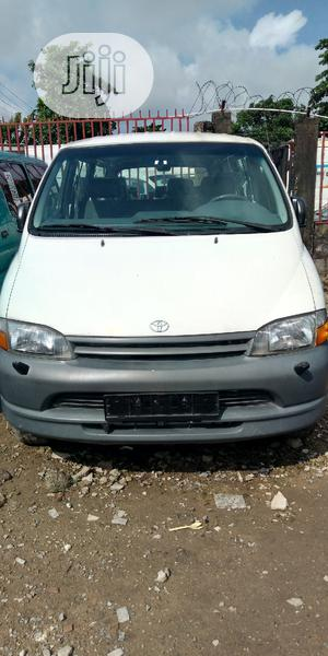 Foriegn Used Toyota Hiace | Buses & Microbuses for sale in Lagos State, Ajah