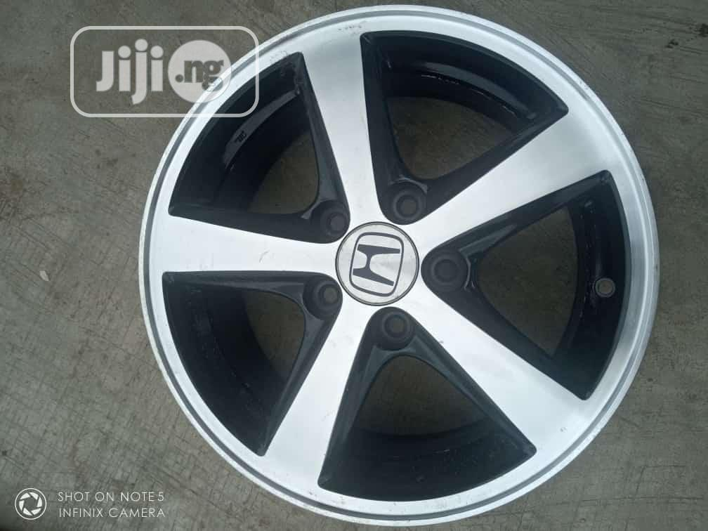 Archive: 16 Inches Rim For Lexus Camry And Honda