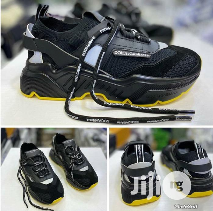 Dolce Gabbana Sneakers | Shoes for sale in Magodo, Lagos State, Nigeria